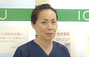 インタビュー:大津 裕子